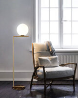 Торшер IC Lighting Floor 1 Gold дизайн Michael Anastassiades