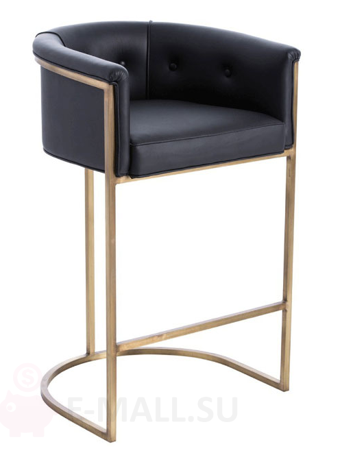 БАРНЫЙ СТУЛ ARTERIORS CALVIN BAR STOOL BLACK