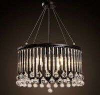 Светильник Midlight Verona Crystal Chandelier 15-D6075-L