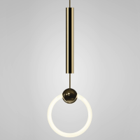 Подвесной светильник lee broom RING LIGHT designed by Lee Broom